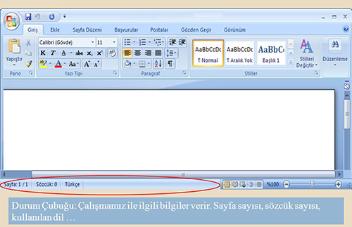 Microsoft Office Word Nedir?